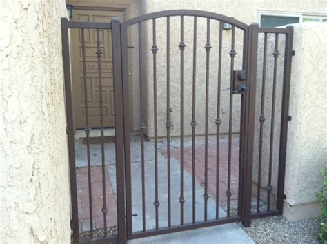 scottsdale colony hoa architectural standards gates and security doors