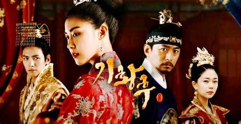 film korea terbaru kerajaan sinopsis drama korea empress ki episode 1 51 tamat