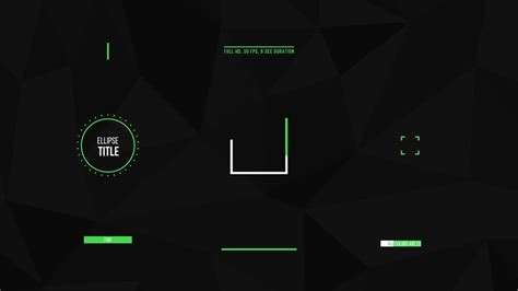 simple titles motion graphics templates motion array