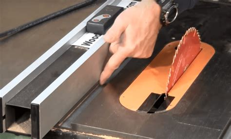 how to use a table saw how to use a table saw safely my way rop