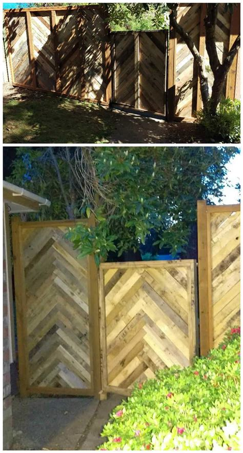 pallet fence   chapter  pallets