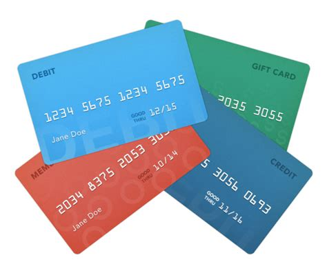 Prepaid Credit Cards Gift - coin electronic card replaces all your credit and debit cards
