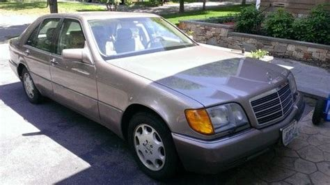 sell used 1993 mercedes benz 300sd 300 sd low 90k miles turbo diesel in providence rhode island