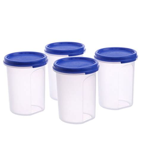 Murah Tupperware Smart Saver Square 1 Modular Mates Wadah Kotak tupperware modular mates 440ml plastic container set of 4 available at snapdeal for rs 793
