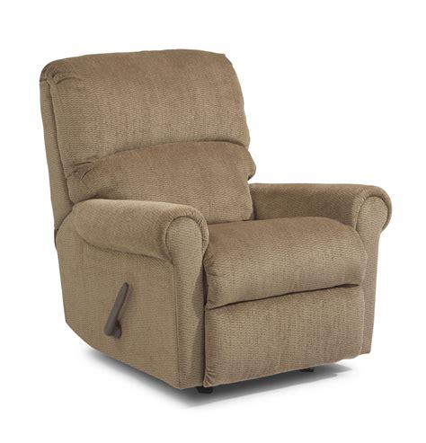 flexsteel rocker recliner flexsteel markham 2859 51 rocker recliner with rolled arms