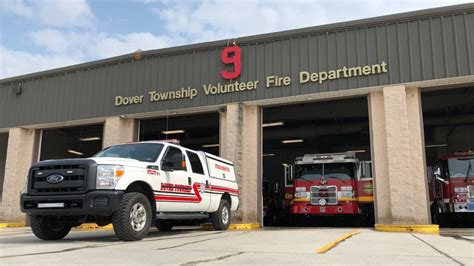 dover township pa firefighter dies  apparatus