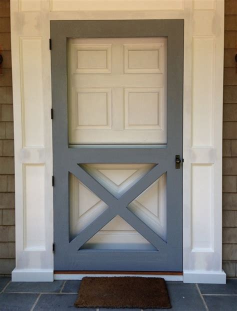 Front Door Screen Insert Image Result For Fashioned Screen Door With Plexiglass Insert Design Porches Patios