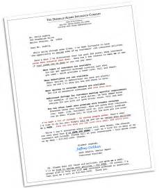 insurance sales letters free sample letter jeffrey dobkin