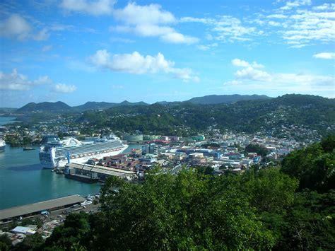 Worlds Best Beaches by Castries St Lucia Worlds Best Beach Towns