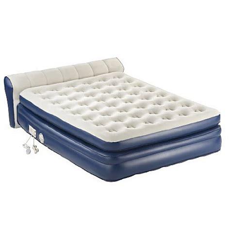 colchon hinchable aerobed aerobed 2000011983 46 quot elevado cama de aire hinchable