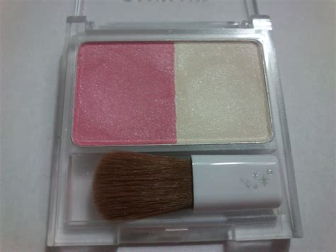Canmake Highlighter 05 Baby Beige review canmake cheek highlight review and swatches