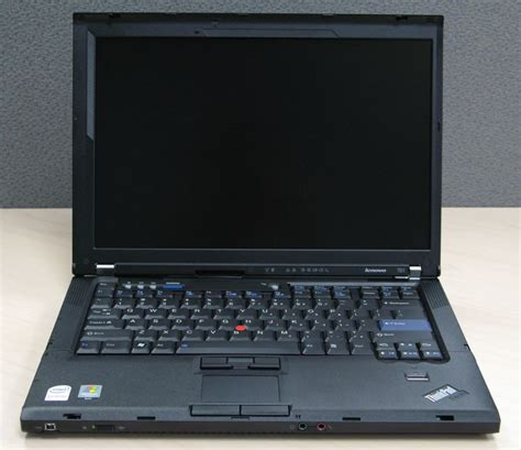 Laptop Lenovo Thinkpad Seri T lenovo thinkpad t61 review notebookreview