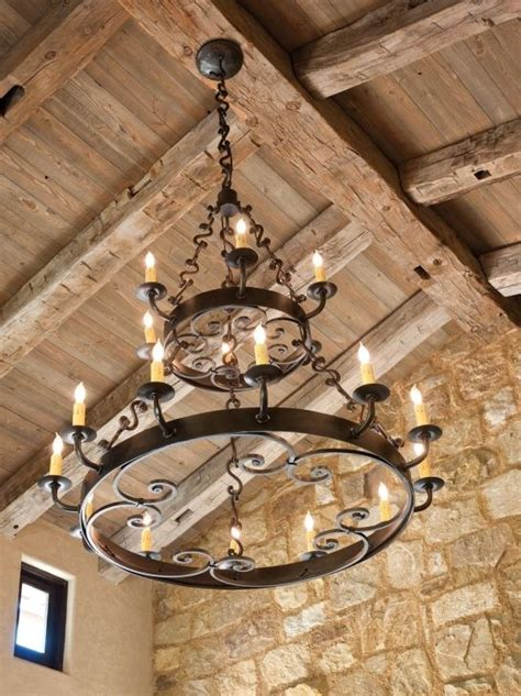 Large Rustic Chandeliers 25 Best Ideas About Iron Chandeliers On Pinterest White Wood Dining Chairs White Houses And