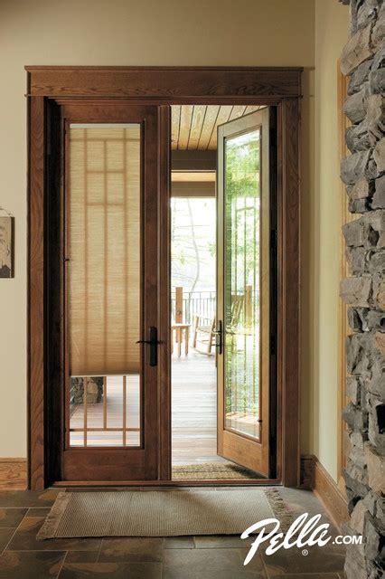 create a custom entryway with pella 174 designer series