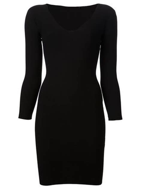 Lucia Dress Teracota Bd T1310 3 donna roberta paulsen s black the row lucia dress from suits season 5 episode 2 thetake