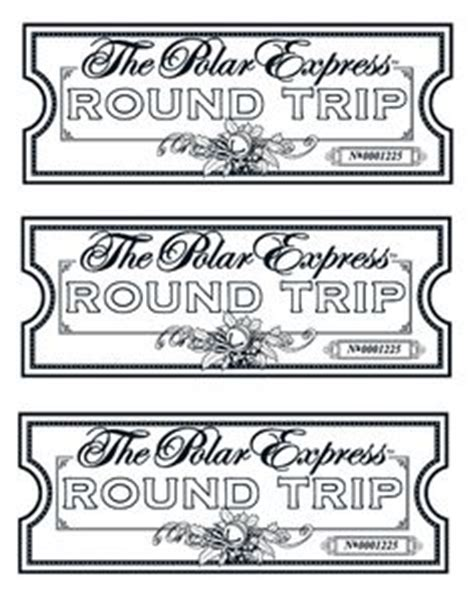 polar express coloring pages pdf the polar express ticket template new calendar template site