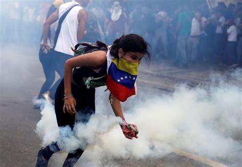 imagenes emotivas de venezuela las protestas de venezuela en fotos 19a2017 noticias