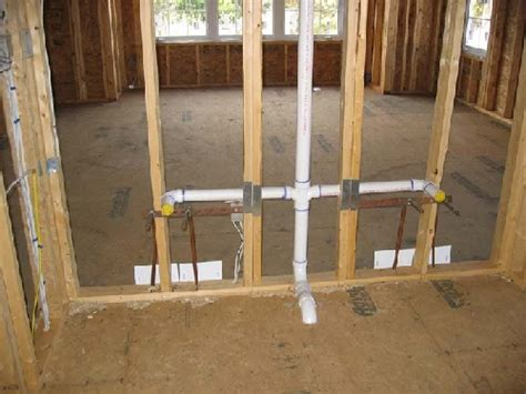 plumbing new construction building a house step by step siding roofing insulation