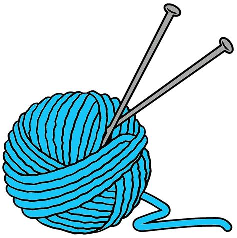 knitting clip yarn clipart 10 id 77211 clipart pictures