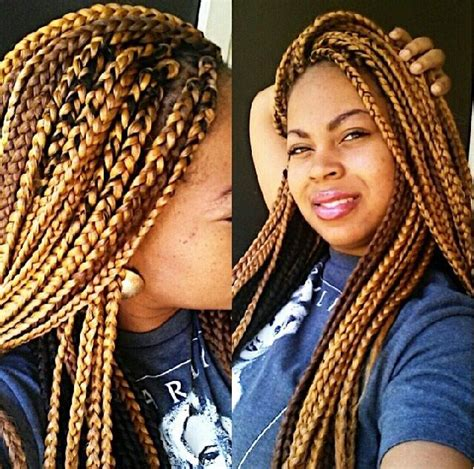 where to find mixed color braiding hair brown box braids hairstyles pinterest brown box