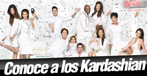 fotos de la familia kardashian 2015 191 qui 233 nes son la familia kardashian jenner happy fm