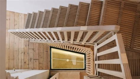 Plywood Stairs Design A Few Steps Higher 14 Unusually Artistic Modern Staircase Designs Urbanist