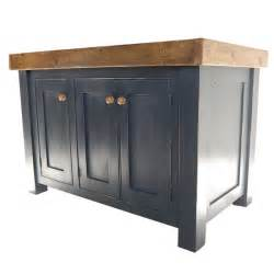 Freestanding Kitchen Island Unit by Kitchen Island From Eastburn Country Furniture