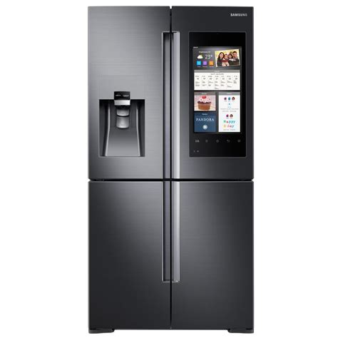 Samsung 4 Door Refrigerator by Samsung 27 9 Cu Ft Family Hub 4 Door Flex Door