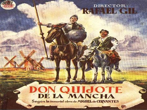 don quijote de la documental don quijote de la mancha