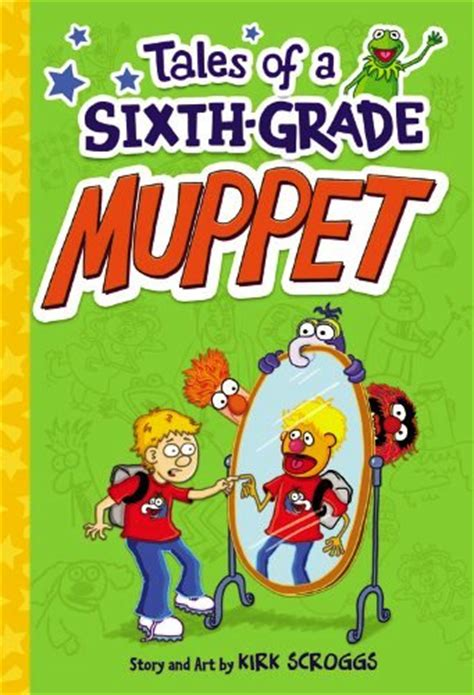 6th grade picture books tales of a sixth grade muppet picture book depot