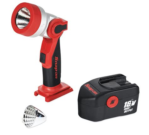 Snap On Rechargeable Work Light by Flashlights