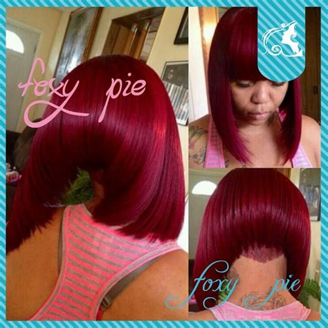 sew in bobs hairstyles in auburn colors vixen sew in bob color google search hairstyles weave