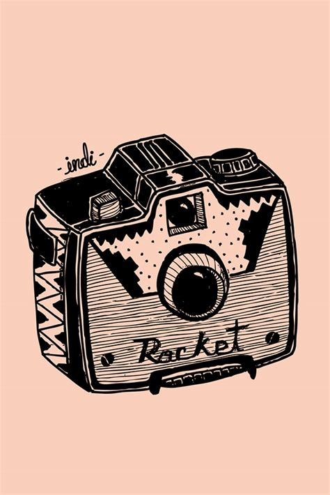 camera as wallpaper iphone vintage cameras wallpapers for iphone or ipod on behance