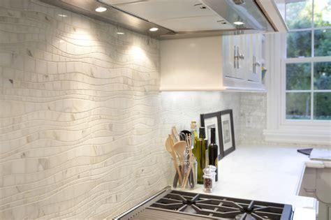 wavy backsplash kitchen backsplash traditional kitchen san francisco