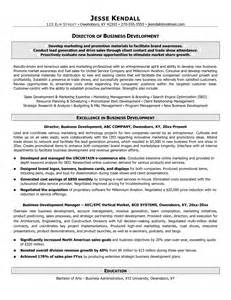 Business Development Consultant Description by Business Development Associate Sle Resume