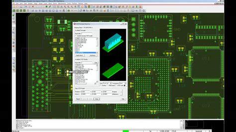 allegro layout viewer download 3d step modelle einbinden in orcad allegro pcb editor