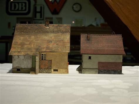 modellbau haus selber bauen modellbahn gleis und anlagenpl 228 ne modellbahn perfekt