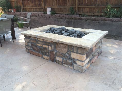 denver fire pits gas wood custom fire pits