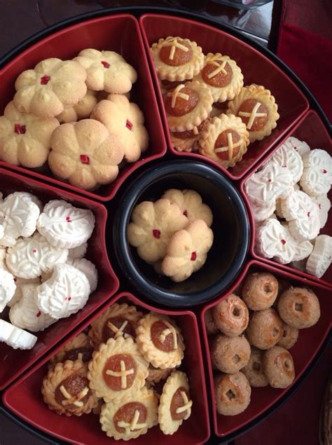 new year cookies malaysia 1000 images about malaysian festive goodies on