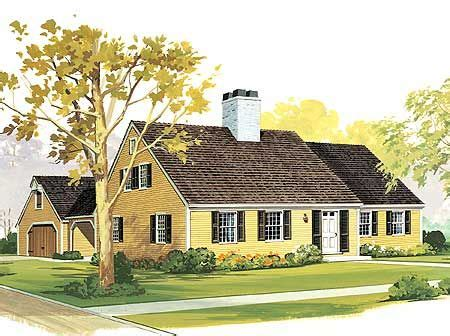 traditional cape cod house plans starter or retirement home plan cape cod traditional 3 bedrooms 2 baths study covered