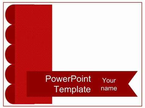design your own powerpoint template dot sidebar template