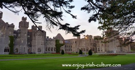 Gothic Victorian Homes irish big houses revival castles and period castles