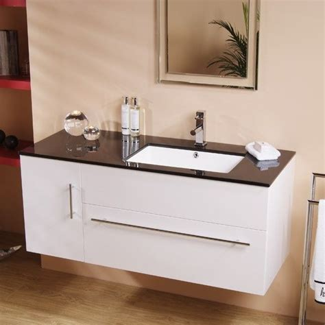 black and white bathroom vanity unit 78 best images about wall hung vanity units on pinterest
