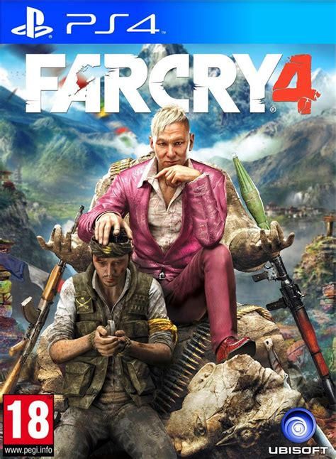 Far Cry 4 Ps4 2nd far cry 4 ps4 buy in south africa takealot