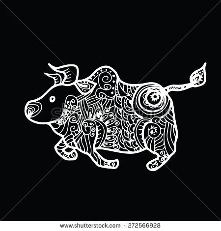 doodle fit 2 india holy cow holy cow free vector 4vector