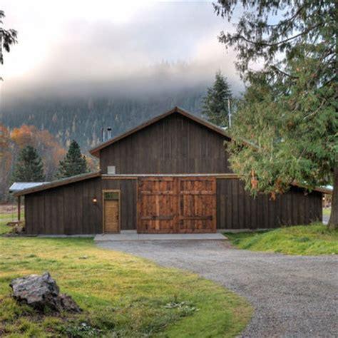 scheune werkstatt mixing woods option barn garage workshops ideas