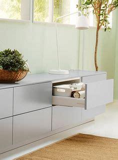 Meuble Blanc Et Bois 3683 by Meuble Besta Ikea Un Syst 232 Me De Rangement Modulable
