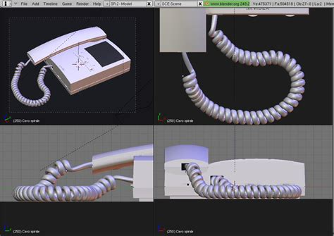 tutorial yafaray blender tutorial how to model and render a realistic spiral