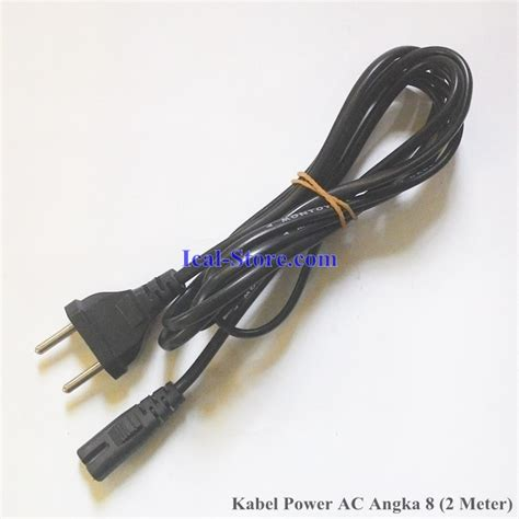 Kabel Ac Angka 8 Cable Power Cord kabel power ac angka 8 ical store ical store