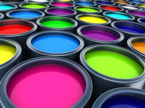 colour paint many paint hd free foto